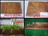 arcos a medida imitación madera en España y extremadura,