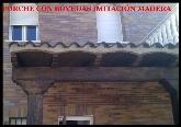 vierteaguas imitación madera en España,