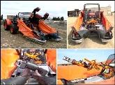 recogida de aceite en España, maquinaria para aceituna, maquinaria para recoger aceitunas