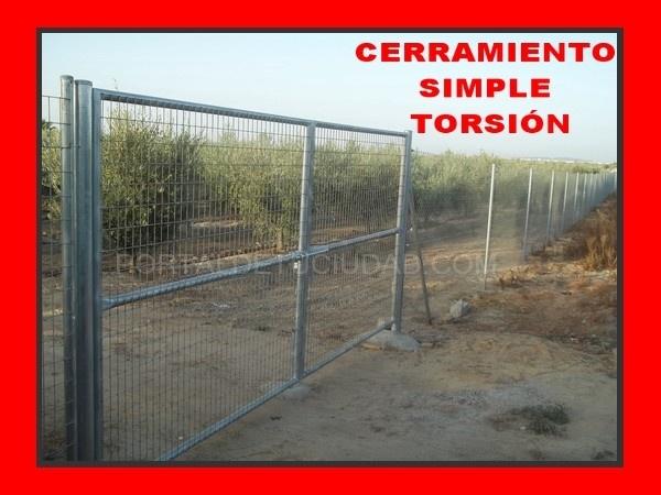 cerramientos en la serena,cerramientos en la siberia,cerramientos en Badajoz