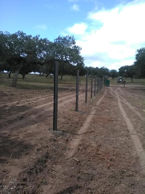 alambradas y cerramientos en Extremadura