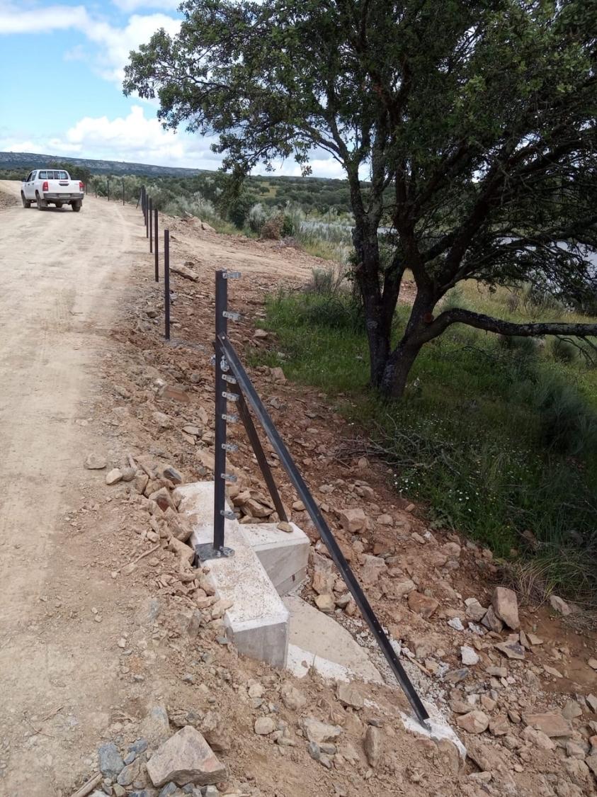 cerramientos en Extremadura,  cerramientos ganaderos