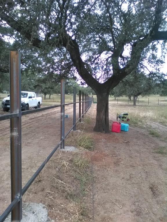 alambradas agrícolas en Don Benito