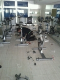 servicio técnico oficias de máquinas de gimnasios en don benito