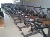 Máquinas de fitness, Gimnasios