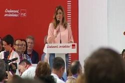 Díaz reivindica que España no se entiende sin Catalunya ni el PSOE sin el PSC