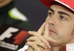 """Alonso: """"La séptima posición es buenísima"""""""