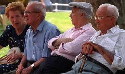 La pensión media de jubilación aumenta en marzo un 1,7 por ciento