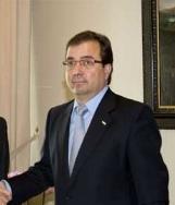 Publicado el nombramiento de Vara como presidente extremeño