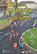 VIII Media Maraton Ciudad de Villanueva