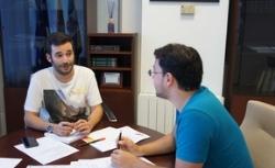El Instituto de la Juventud de Extremadura retoma la comunicación con el Consejo de la Juventud
