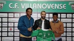 Owona, Espín y Mustafá nuevas incorporaciones a las filas del C.F. Villanovense