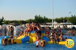 Todo preparado para la primera fiesta del agua del verano, que será este viernes 1 de julio