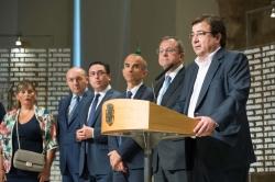 La Junta de Extremadura y 8 entidades financieras constituyen mesas de trabajo para abordar problemas del sector de la vivienda 14:23 Martes 26 Jul de