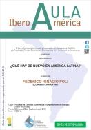 El CEXECI programa una conferencia del economista argentino Federico Poli en la que se analiza el escenario económico de Iberoamérica