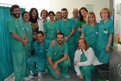 El servicio de Anestesiología del hospital de Don Benito-Villanueva implanta el protocolo del dolor agudo