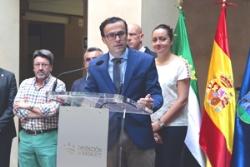 Sin la Diputación la provincia de Badajoz no podría respirar.