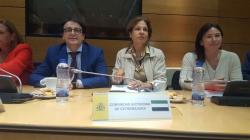 La Junta de Extremadura exige equilibrar al cincuenta por ciento la financiación autonómica del Sistema de Dependencia.
