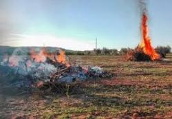 Se aconseja suspender las quemas de restos durante este fin de semana debido a las condiciones meteorológicas desfavorables.