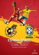 Don Benito acogerá el partido de la selección Española Femenina Absoluta frente a Brasil.