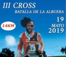 Abierto el plazo de inscripciones para el III Cross Batalla de La Albuera,