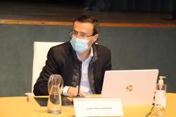 La Corporación aprueba por unanimidad la mayoría de los puntos a debate del pleno ordinario de noviembre
