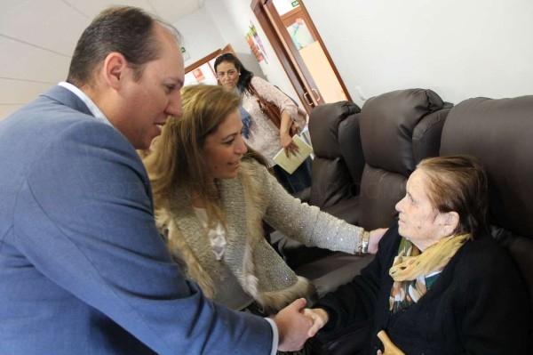 La Consejería de Salud y Política Sociosanitaria invierte 165.000 euros en el Centro de Día de Trujillanos