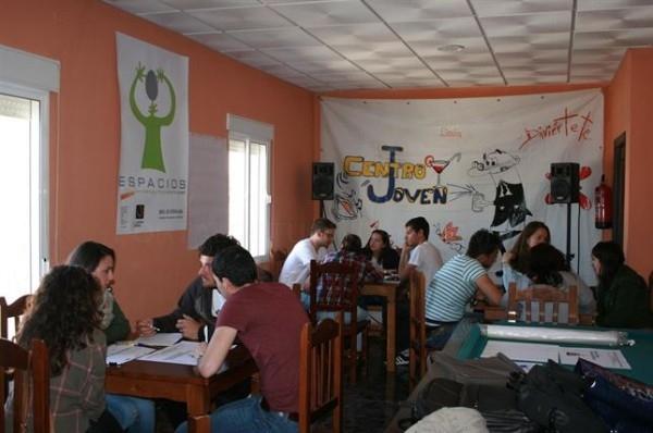 Jóvenes de La Siberia participan en un foro sobre desarrollo local