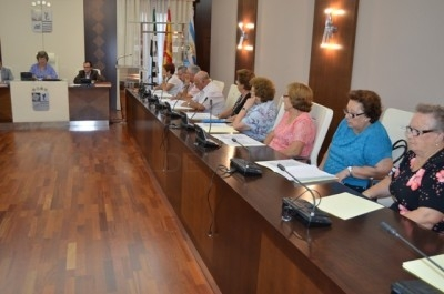 El día 4, se celebra el primer Consejo de Mayores de esta legislatura