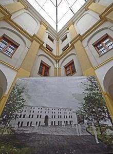 La Comisión Técnica que evaluará los proyectos para rehabilitar el Hospital Provincial se constituye hoy.