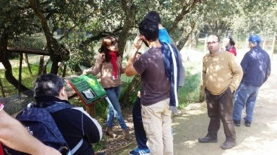 Continúa el programa de voluntariado ambiental de Inclusives