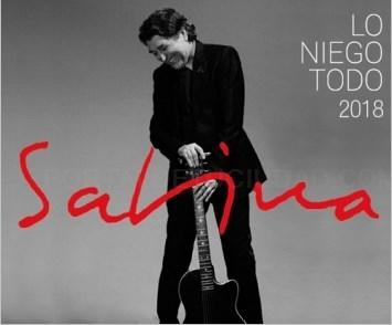 A la venta las últimas 500 entradas para el concierto de Joaquín Sabina en Don Benito del próximo 14 de abril