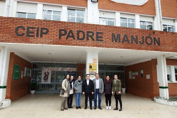 La Junta de Extremadura invertirá más de 2,3 millones de euros en centros educativos de Montijo