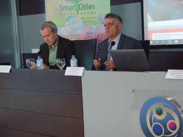 Jesús Alonso, ha subrayado la necesidad de estrechar y fortalecer vínculos colaborativos entre el sector energético y el tecnológico de la región.
