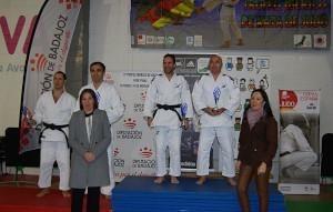 Se han celebrado campeonatos de Kárate y Judo en Villanueva y Olivenza con la colaboración de la Diputación de Badajoz.