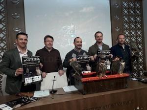 El V Campeonato de Altanería de Extremadura duplicará el número de participantes con respecto al pasado año.