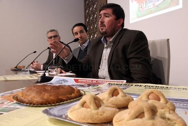 La Romería de Piedraescrita cumple treinta años como fiesta de Interés Turístico Regional.