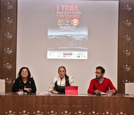 Valle de Matamoros organiza su primer Trail el próximo 1 de diciembre