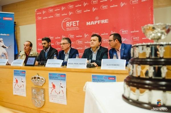 La Fiesta del Tenis contará con David Ferrer como gran estrella