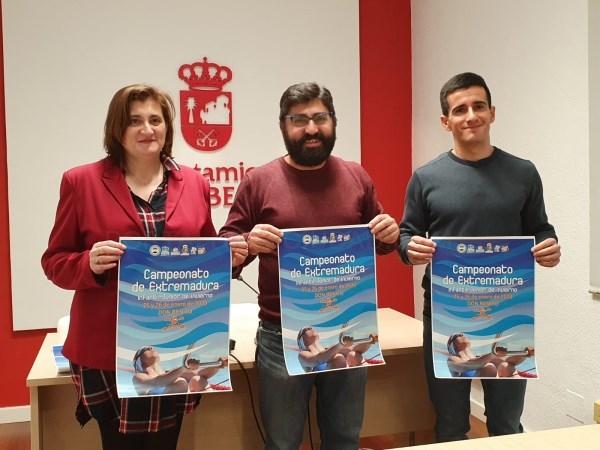 Don Benito acogerá el Campeonato de Extremadura de Natación Infantil Junior