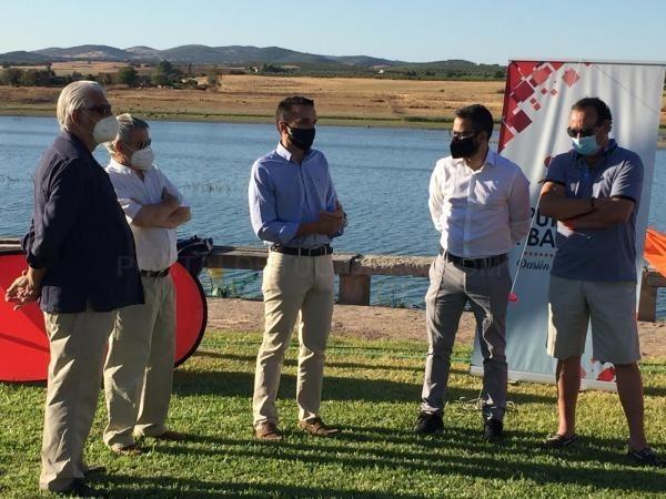Proyecto deportivo de promoción de navegación a vela en el Lago Internacional de Alqueva