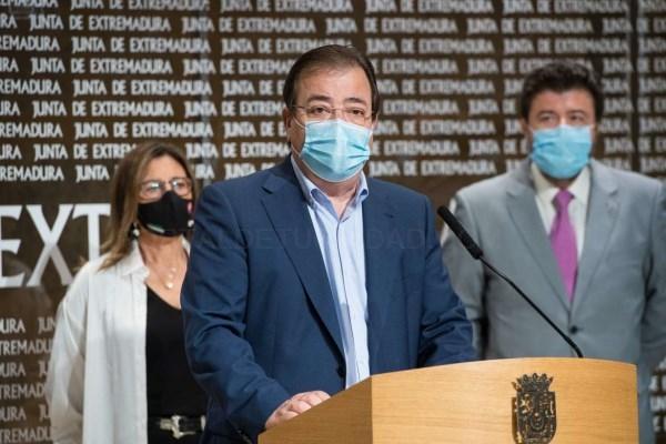 EL PRESIDENTE DE LA JUNTA Y AGENTES SOCIALES Y ECONóMICOS ACUERDAN LA ESTRATEGIA DE EMPLEO Y COMPETITIVIDAD EMPRESARIAL Y EL PLAN DE EMPLEO