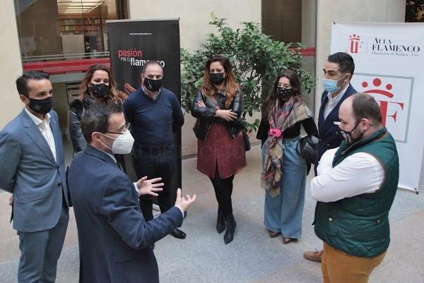 La Diputación de Badajoz elabora un documental con motivo del X aniversario de la Declaración del Flamenco como Bien Inmaterial de la Humanidad