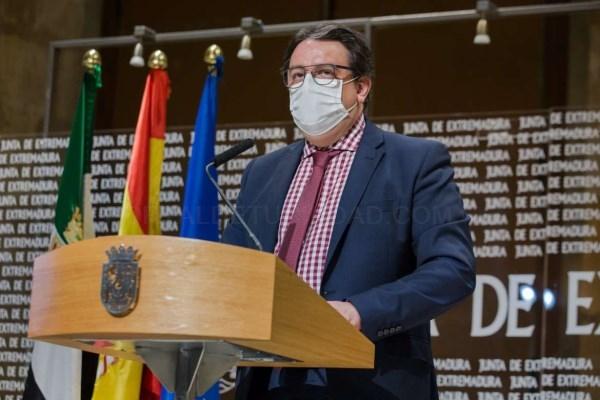 Extremadura ampliará el horario de comercio, hostelería y actividades de ocio desde el sábado si la incidencia continúa por debajo de los 250 casos
