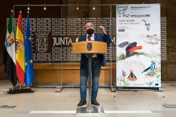 La Feria Internacional de Turismo Ornitológico (FIO) se celebrará en formato virtual del 26 al 28 de febrero