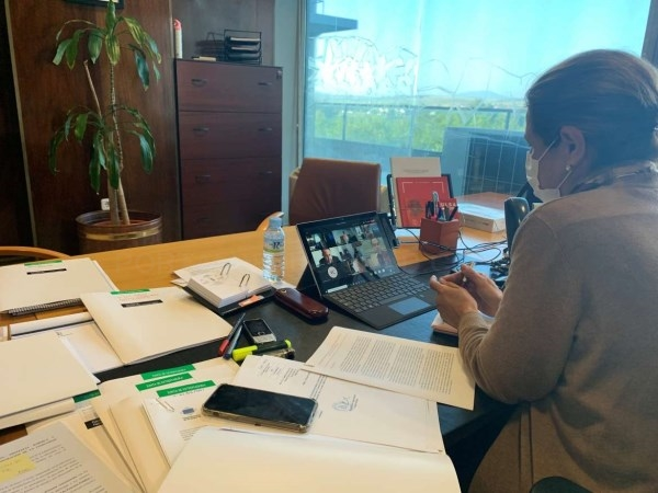 La Junta de Extremadura se compromete a impulsar y coordinar los trabajos para la constitución del Consorcio del Casco Antiguo de Badajoz