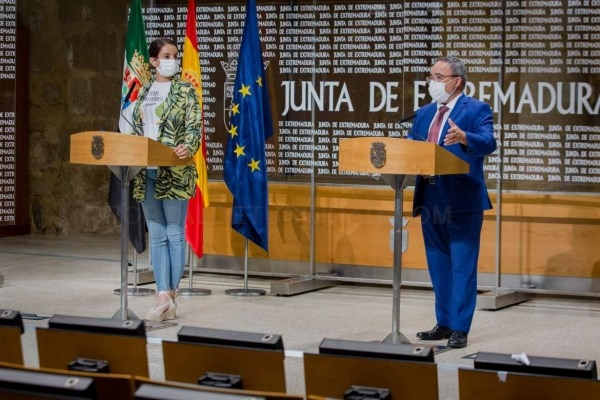 Extremadura se presenta en FITUR como un destino sostenible, auténtico y seguro que respeta sus recursos naturales, su cultura y tradiciones