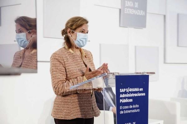 Blanco-Morales destaca que la implantación del proyecto Alcántara es el éxito de la humildad y la autoexigencia al servicio de la ciudadanía
