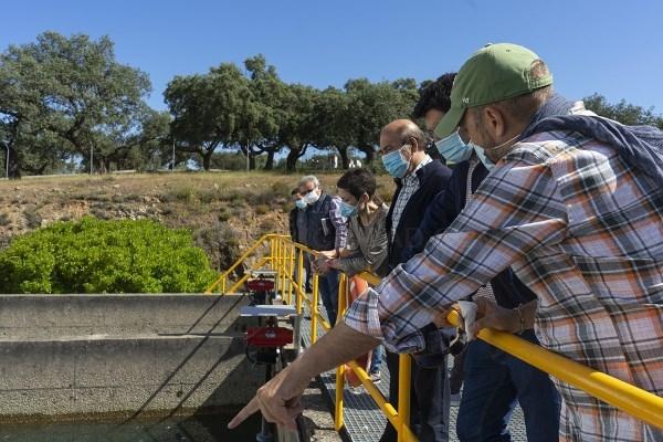 La modernización de la ETAP de Río Alcarrache garantiza el abastecimiento y mejora de la calidad del agua en ocho municipios