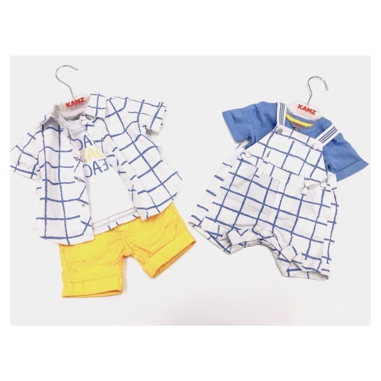 moda infantil y para bebés